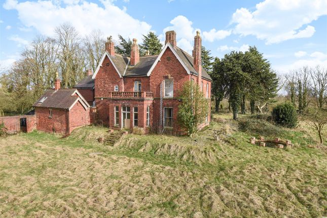 6 bed detached house for sale in Station Road, Ibstock