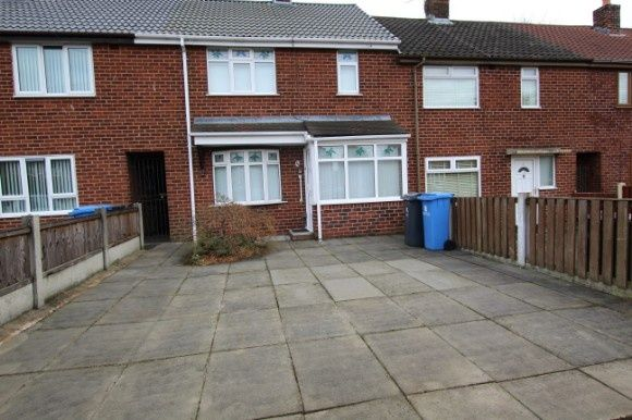 Thumbnail Terraced house to rent in Nelson Ave, Whiston, Liverpool