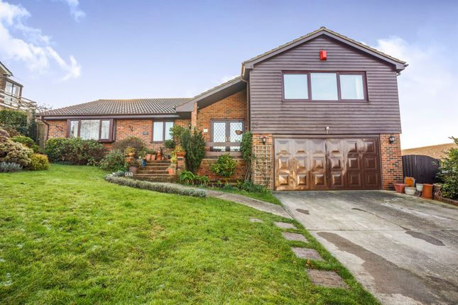 Thumbnail Bungalow for sale in Southsea Avenue, Minster On Sea, Sheerness