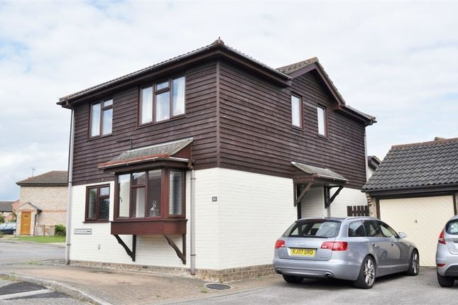 Thumbnail Detached house for sale in Golding Thoroughfare, Chelmer Village, Chelmsford, Essex