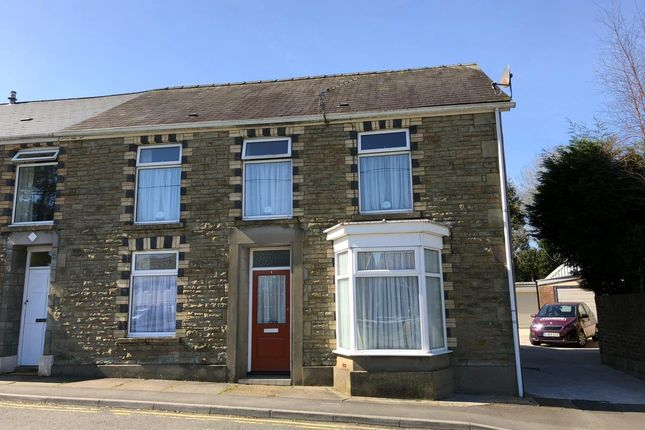 Thumbnail 2 bed flat to rent in Woodlands, Gowerton, Swansea
