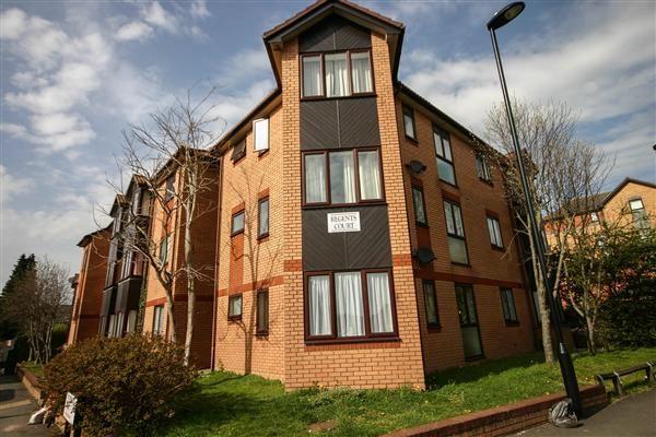Main Picture of Regents Court, 32 St Edmunds Road, Southampton SO16