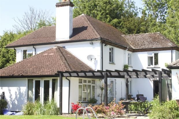 Thumbnail Detached house to rent in Arnewood Bridge Road, Sway