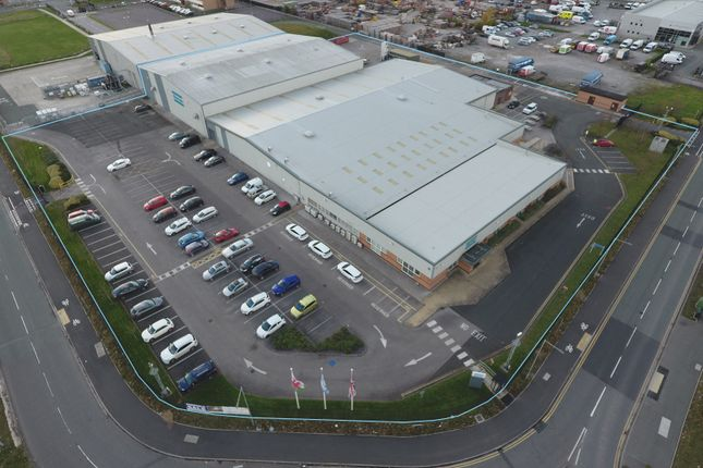 Thumbnail Industrial for sale in Deeside Industrial Park, Zone 2, Deeside, Flintshire