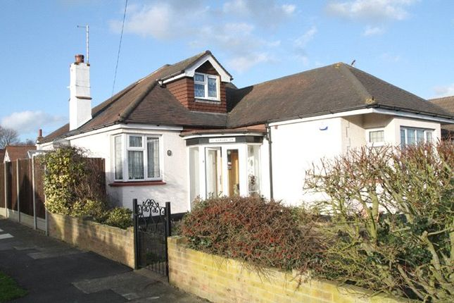 Thumbnail Bungalow for sale in Vardon Drive, Leigh-On-Sea, Essex