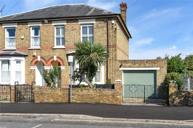 Thumbnail Semi-detached house for sale in The Greenway, Uxbridge, Middlesex