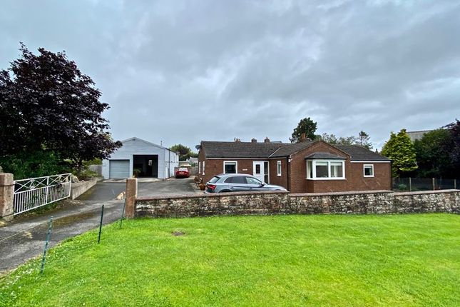 Thumbnail Detached bungalow for sale in Stackbrae, Durdar Road, Carlisle