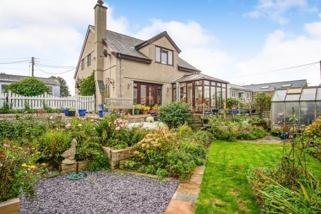 Thumbnail Detached house for sale in Bwlchtocyn, Pwllheli, Gwynedd, .