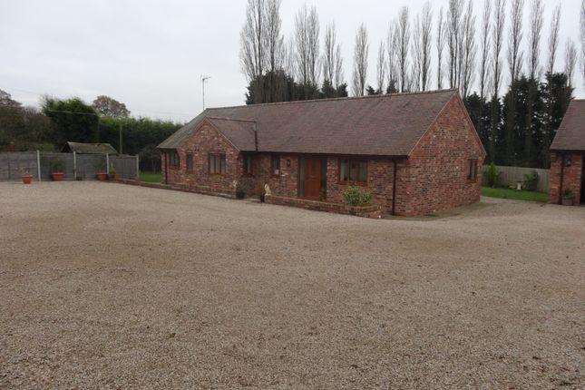 Thumbnail Detached bungalow to rent in School Lane, Nuneaton