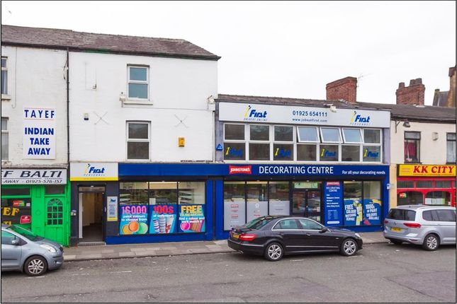 Thumbnail Office to let in 98 -102 Buttermarket Street, Town Centre, Warrington, Cheshire
