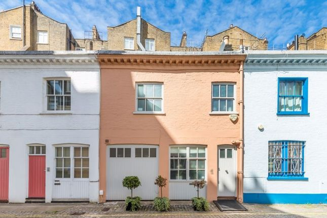 Thumbnail Terraced house for sale in Atherstone Mews, London