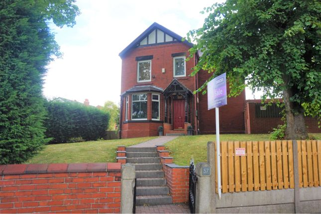 Thumbnail Detached house for sale in St. Lesmo Road, Edgeley
