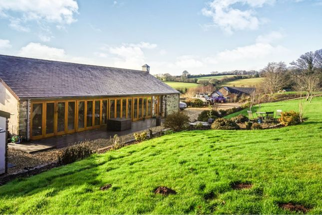 Thumbnail Barn conversion for sale in Earlswood, Chepstow