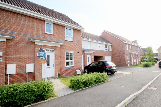Thumbnail Terraced house for sale in Amelia Crescent, Binley, Coventry