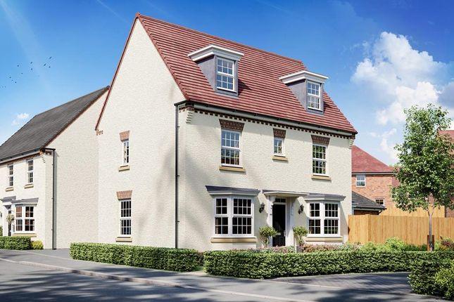 "4 bed detached house for sale in ""Hertford"" at Braeburn Drive, Appleton, Warrington WA4"