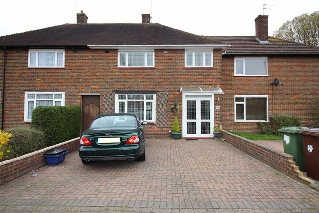3 bed terraced house for sale in Theobald Street, Borehamwood