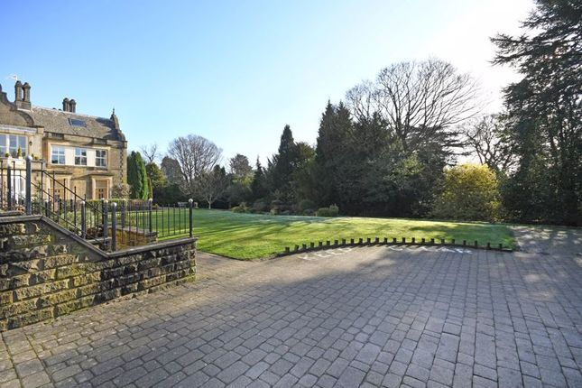 Grounds of Tapton Park Gardens, Tapton Park Road, Ranmoor, Sheffield S10