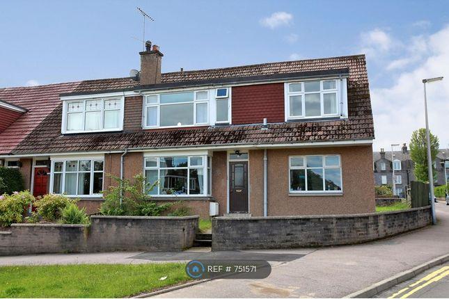 Thumbnail Semi-detached house to rent in Sunnyside Gardens, Aberdeen