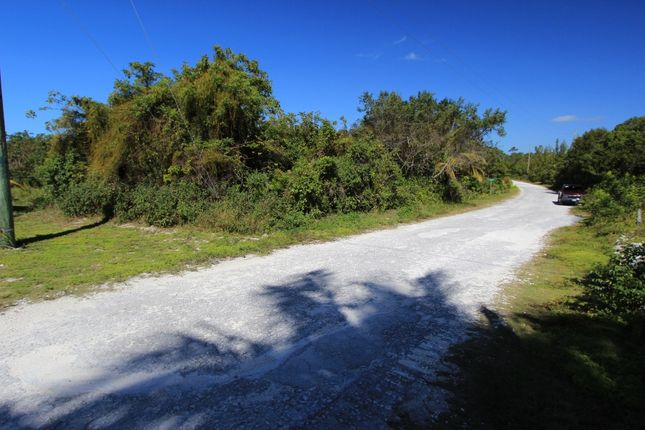 Land for sale in Long Beach, Abaco, The Bahamas