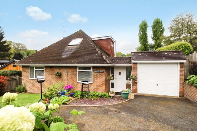 Thumbnail Detached bungalow for sale in Woodcote Road, Forest Row
