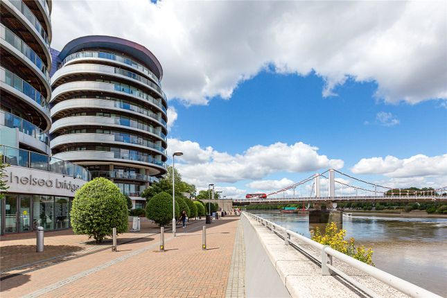 Thumbnail Flat to rent in Howard Building, 368 Queenstown Road, London
