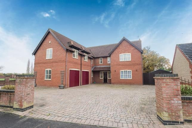 Thumbnail Detached house for sale in Millers Gate, Sibsey, Boston, Lincolnshire