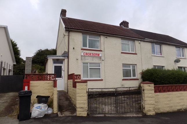 Thumbnail Property to rent in South Avenue, Croes Erw, Port Talbot