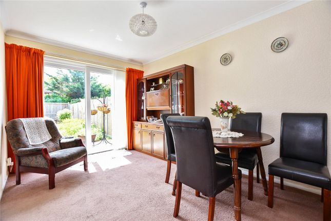 Dining Room of St Thomas Court, Bexley Village, Kent DA5