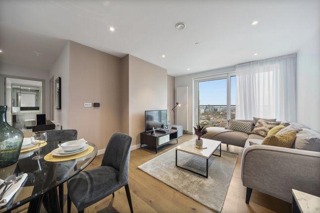 Living Area of 130, Elephant Road, London SE17