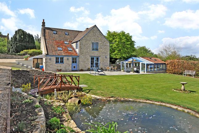 Thumbnail Detached house for sale in Mill Lane, Upton Cheyney, Nr Bath, Gloucestershire
