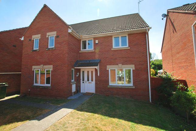 Thumbnail Detached house to rent in Coburn Gardens, Benhall, Cheltenham