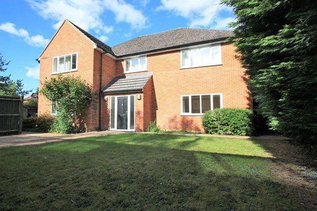 Thumbnail Detached house for sale in Northford Close, Shrivenham, Swindon