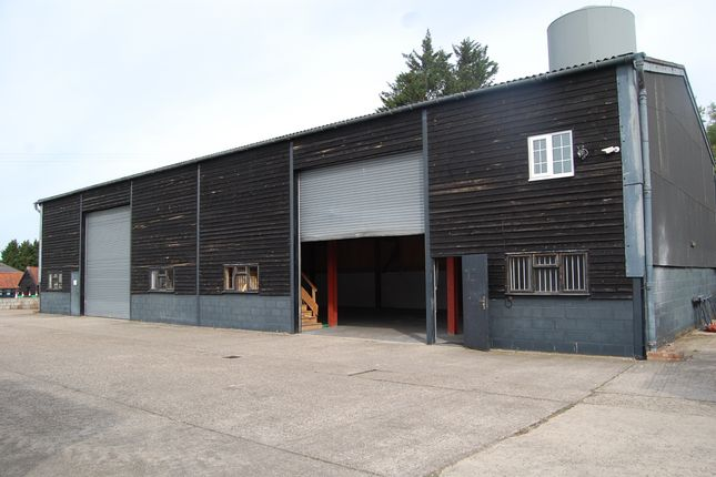 Thumbnail Commercial property to let in The Street, High Ongar, Ongar