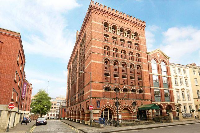 Thumbnail Maisonette for sale in The Granary, 51 Queen Charlotte Street, Bristol