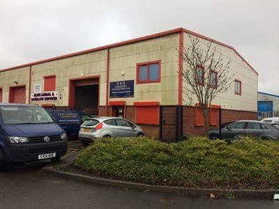 Thumbnail Light industrial to let in Unit 8 Llys Caer Felin, Felinfach, Swansea, West Glamorgan