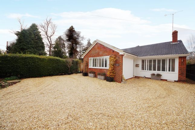 Thumbnail Detached bungalow for sale in Newnham Road, Hook