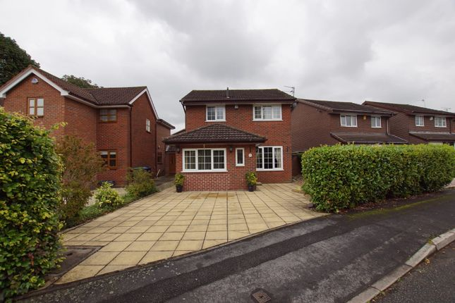 3 bed detached house for sale in The Park, Penketh