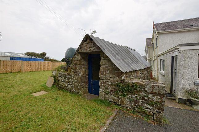 Outhouse of Sarnau, Llandysul SA44