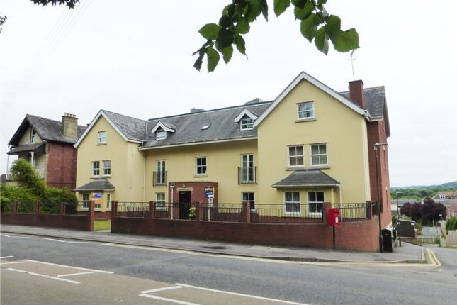 Thumbnail Flat for sale in Alpine Court, Stratford Road, Stroud, Gloucestershire