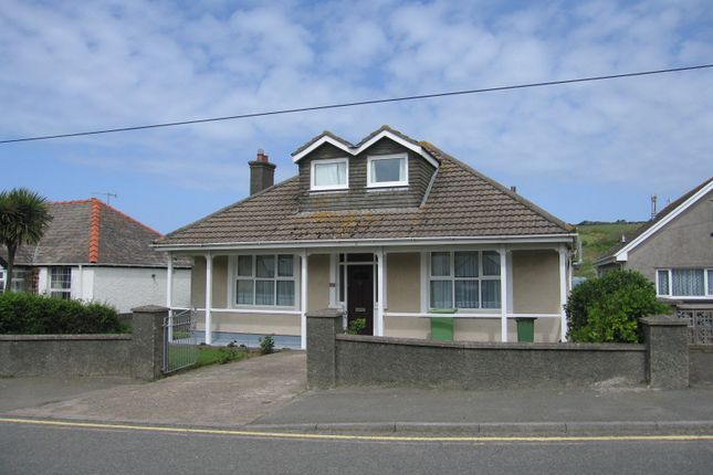 Thumbnail Detached bungalow to rent in Millmoor Way, Broad Haven, Haverfordwest