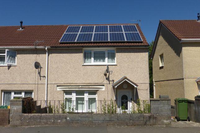 2 bed property to rent in Porcher Avenue, Glyncoch, Pontypridd CF37