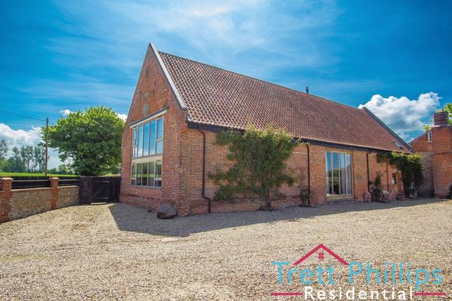 Thumbnail Barn conversion to rent in Sydney Street, Ingham, Norwich
