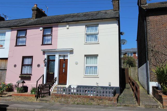 Thumbnail End terrace house for sale in Herbert Street, Old Town, Hemel Hempstead