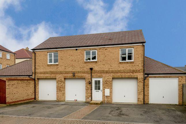 Thumbnail Flat for sale in Herdwick Close, Kingsnorth, Ashford