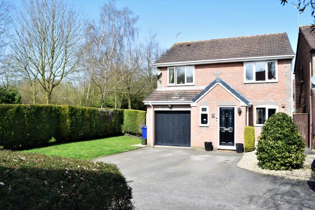 Thumbnail Detached house for sale in Beck Road, Madeley, Crewe