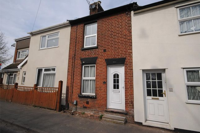 Thumbnail Terraced house to rent in Friars Court, Abbots Road, Colchester