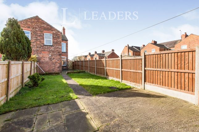 Thumbnail Semi-detached house to rent in Holland Street, Crewe