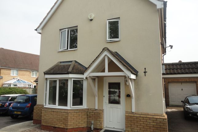 Thumbnail Detached house to rent in Standish Court, Sugar Way, Peterborough