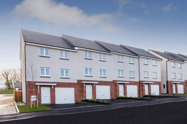 "3 bedroom end terrace house for sale in ""Lauriston"" at Mugiemoss Road, Bucksburn, Aberdeen"