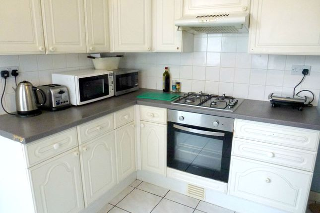 Thumbnail Terraced house to rent in Shirley Road, Cardiff